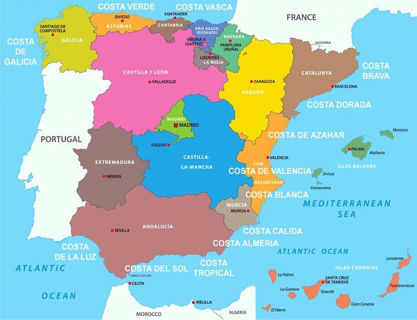 Huis Kopen Aan Een Van De Spaanse Costa S Vind Jouw Droomhuis