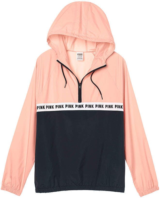 629524a3113767 PINK Anorak | Victoria's Secret ♥ in 2019 | Pink outfits, Vs pink ...