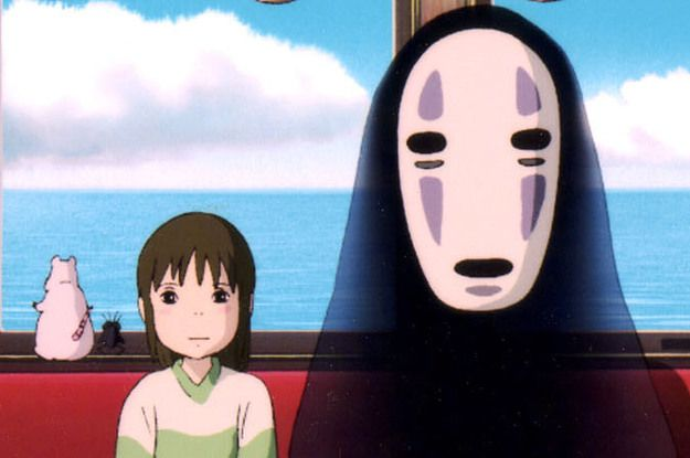 """Which Character From """"Spirited Away"""" Is Your Kindred ..."""