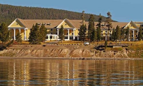 Yellowstone National Park Lodging Lake Hotel Book Direct And Save Money