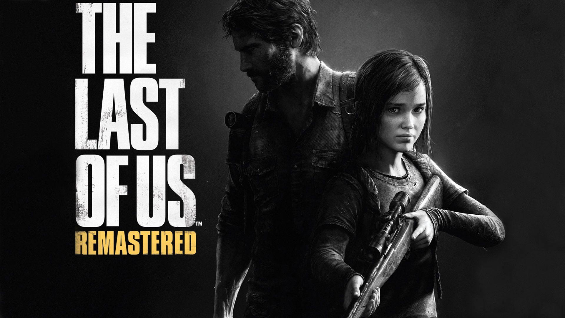 The Last Of Us Remastered Hd Desktop Wallpaper High Definition