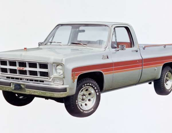 In The Late 1970s Gmc Wanted To Make Sure That Heavy Duty Pickup