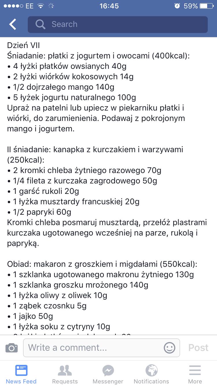 Pin By Dorota B On Ewa Chodakowska Przepisy In 2019 Healthy