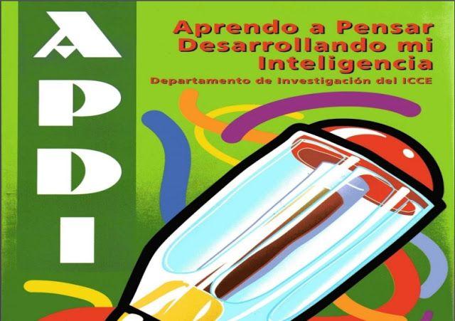 Aprendo A Pensar Desarrollando Mi Inteligencia Pdf