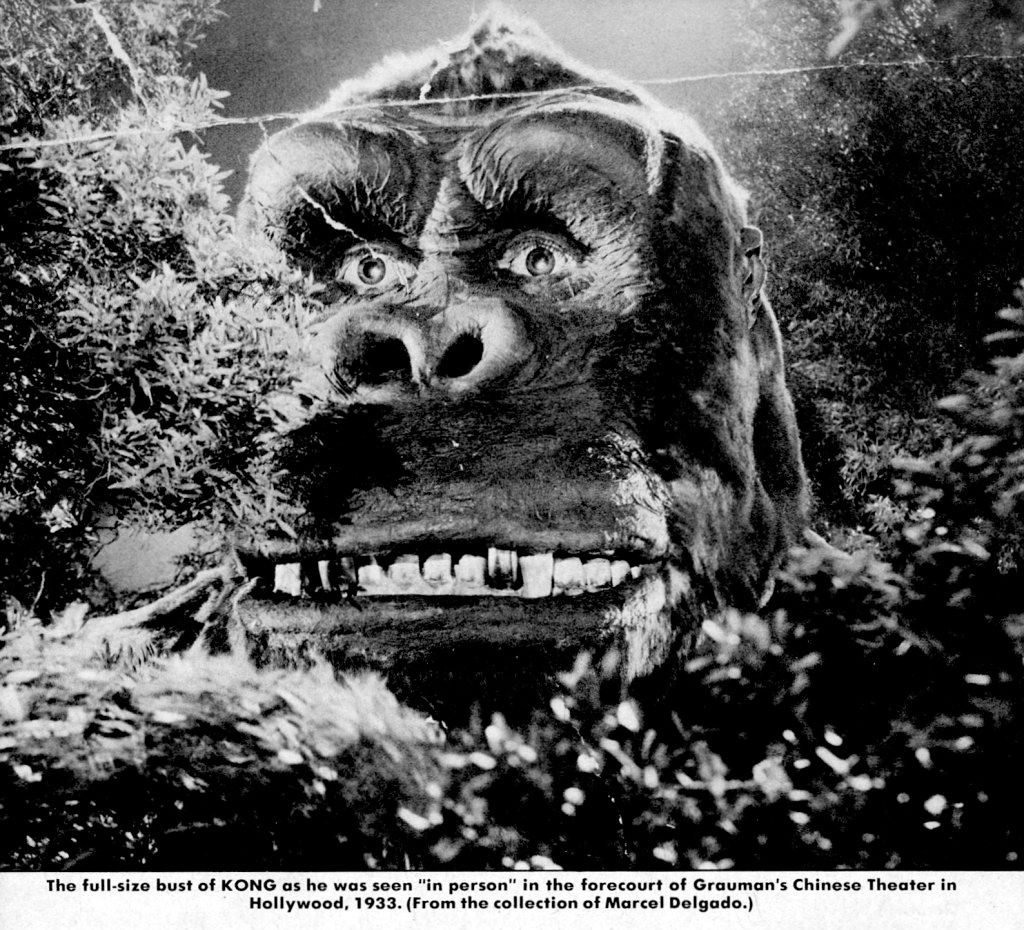King Kong starring Fay Wray, Bruce Cabot & Robert ...