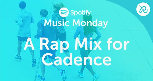 This hip hop mix is designed to keep you on cadence, with
