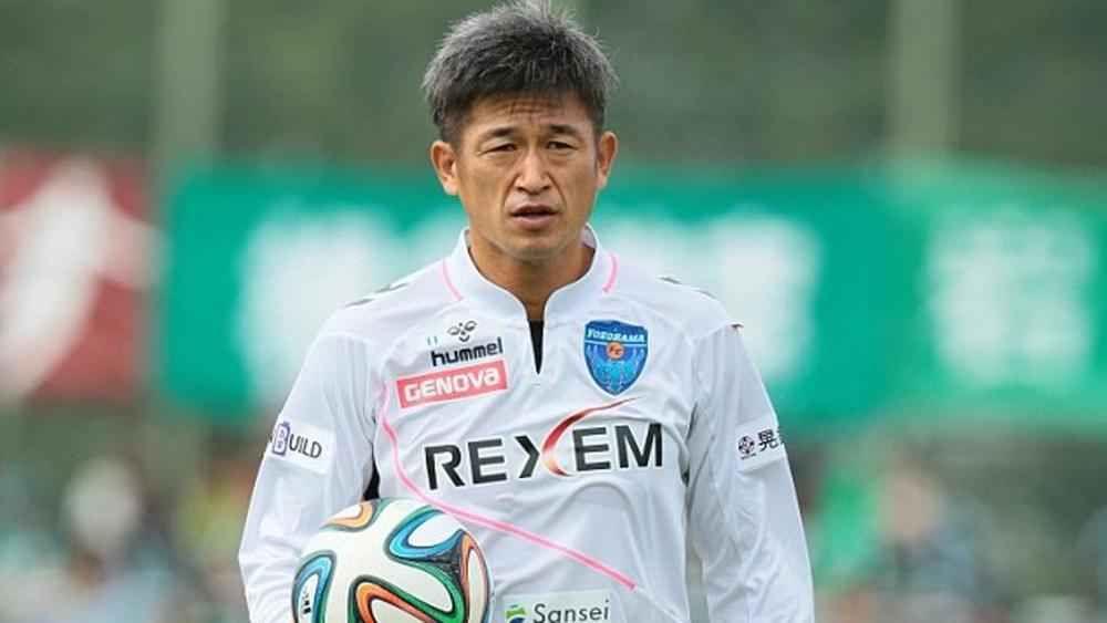 Eternamente Miura: in campo a 50 anni e 7 giorni. Nessuno come lui #miura #giappone #record #calcio