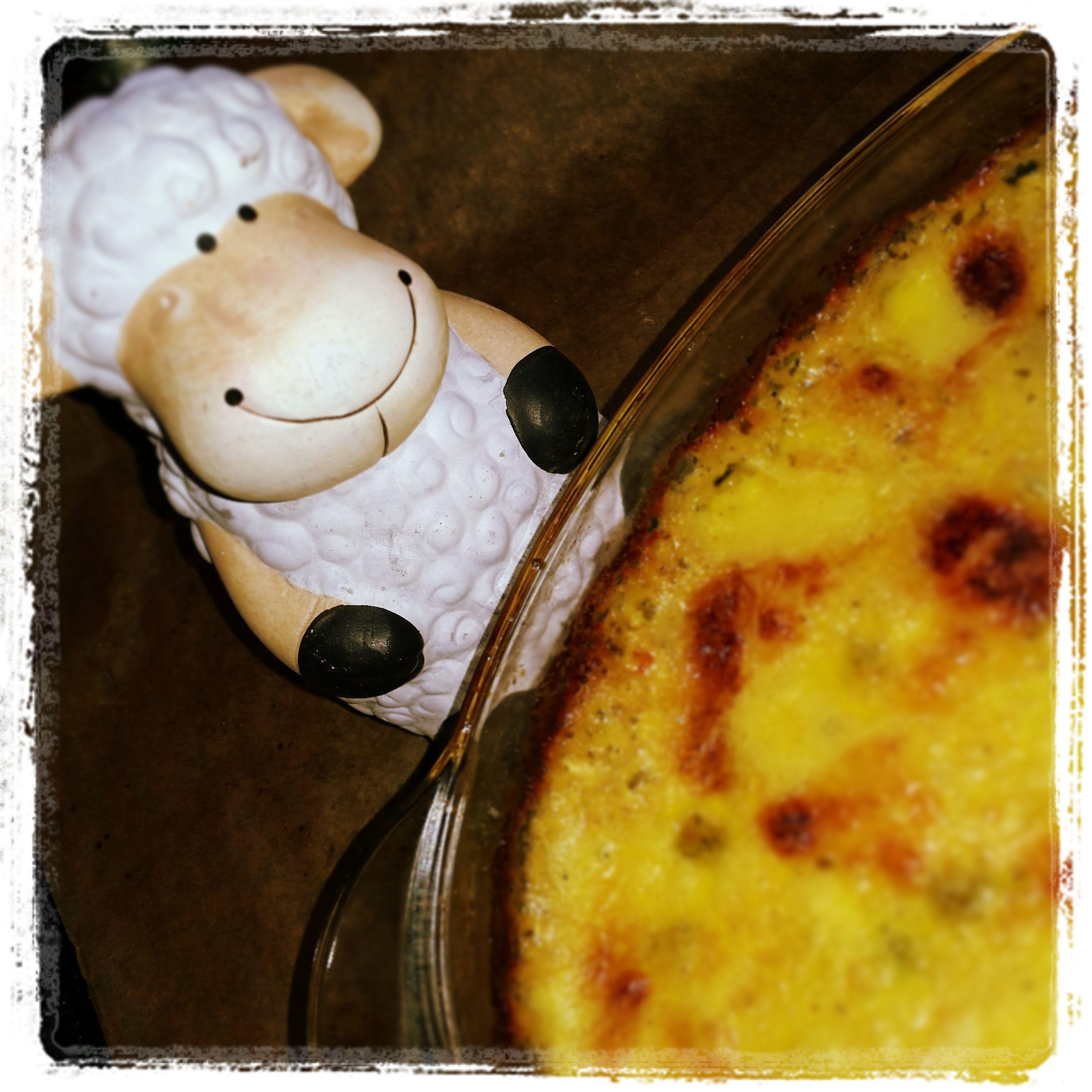 Curry-Huhn-Auflauf