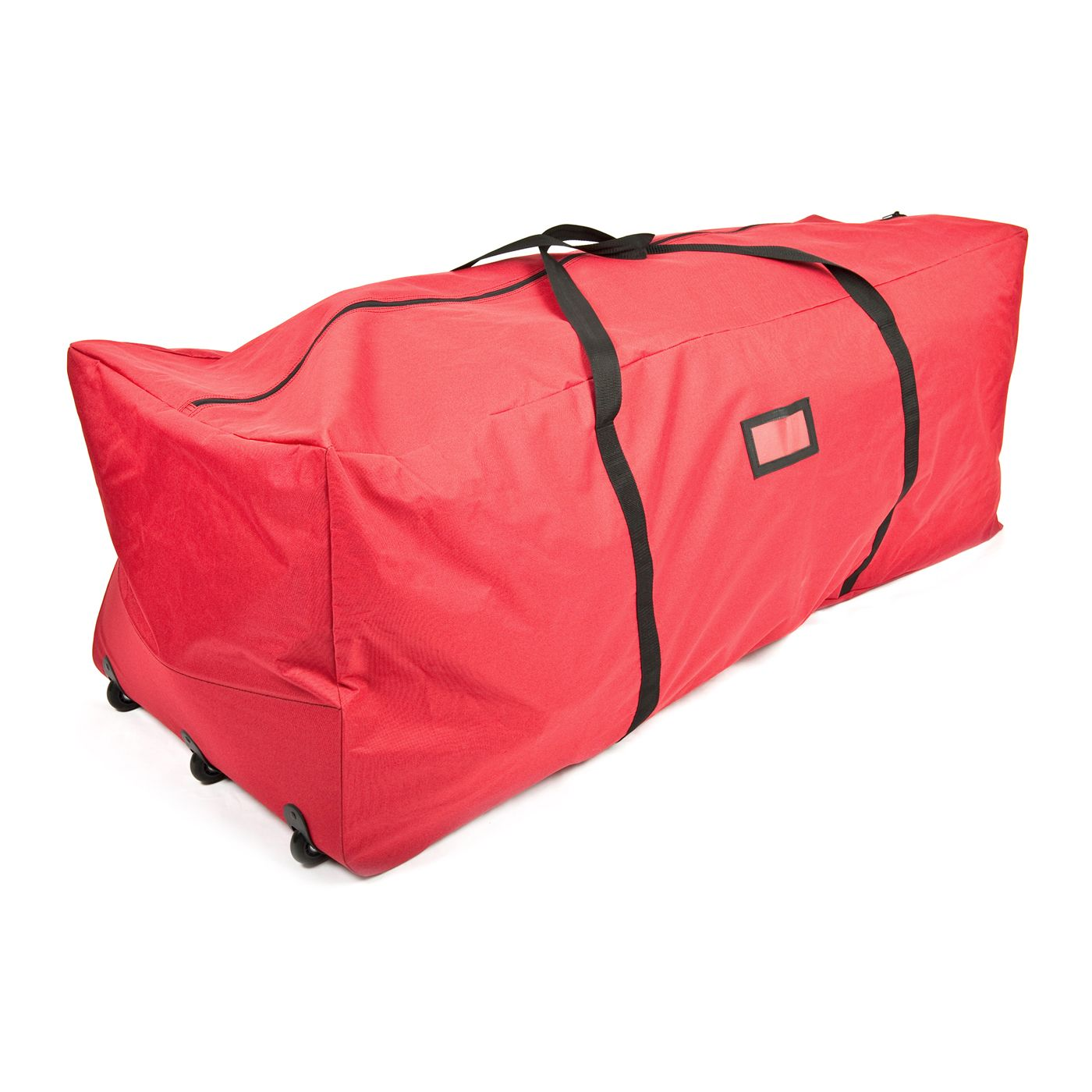 8306a561d873 TreeKeeper SB-10114 Santa s Bags 6 - 9 Foot Large Wheeled Tree Storage Bag  at ATG Stores
