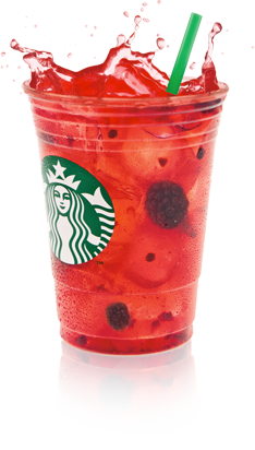 My Favorite Starbucks Refresher Is Very Berry Hibiscus Its A