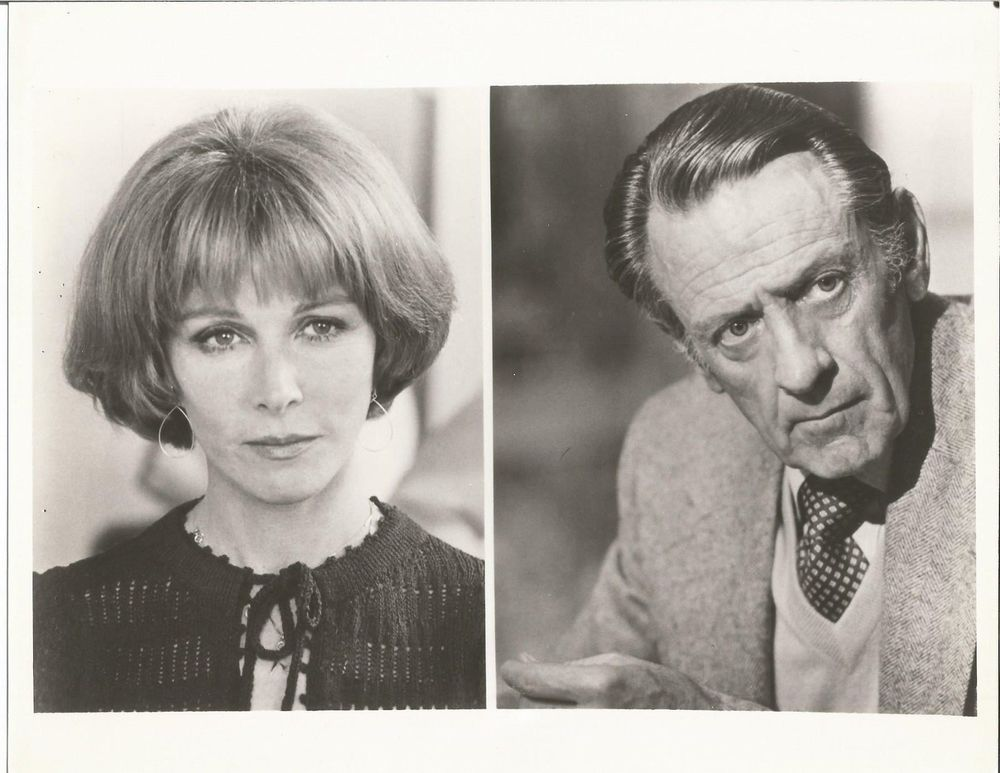 LEE GRANT - WILLIAM HOLDEN 7X9 Publicity Photo - DAMIEN OMEN ll - 1980