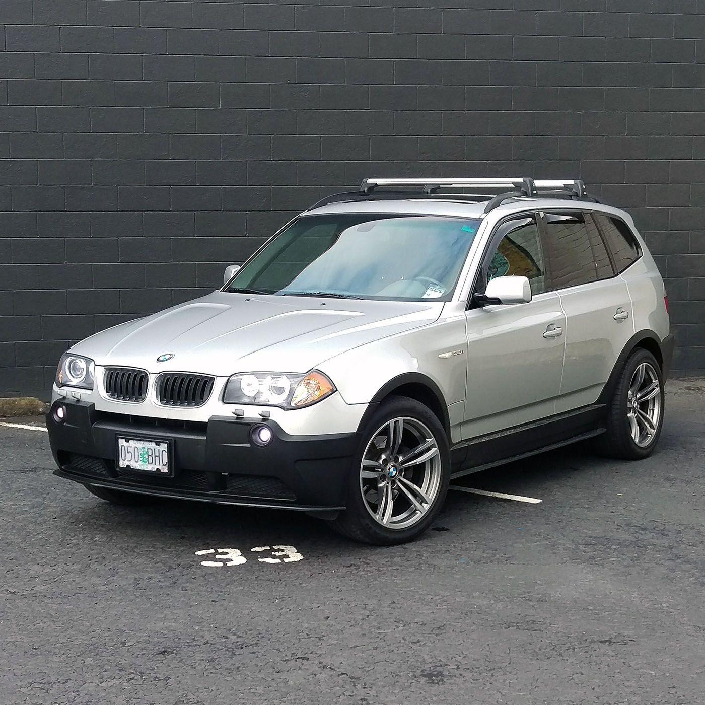 Berühmt 2004 E83 + OEM style 437m 19's + mods - XBimmers | BMW X3 Forum &MY_29