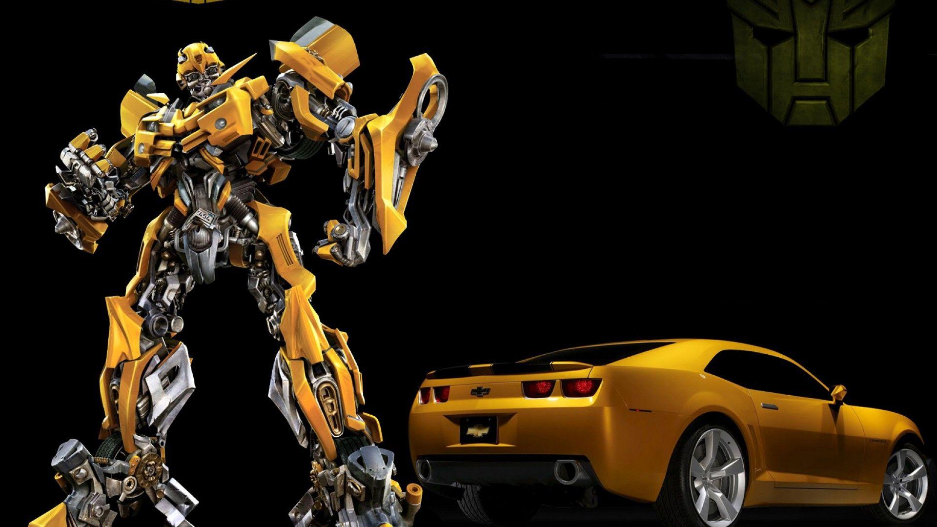 chevrolet camaro transformers Wallpaper Transformers