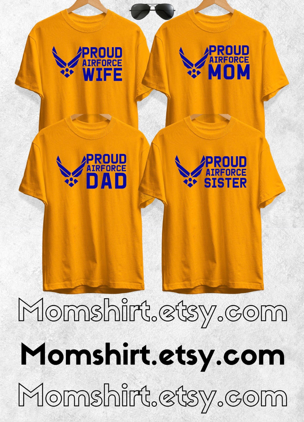 Basic Training Air Force Graduation Shirts for Family
