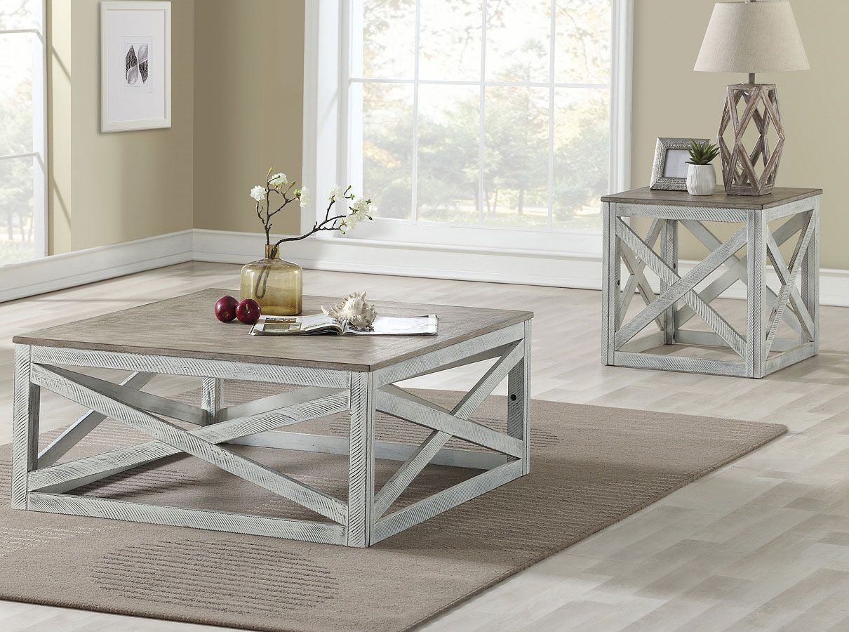 Avianna Occasional Table Set Coffee Table Antique White Coffee Table Coffee Table Setting [ 900 x 1210 Pixel ]