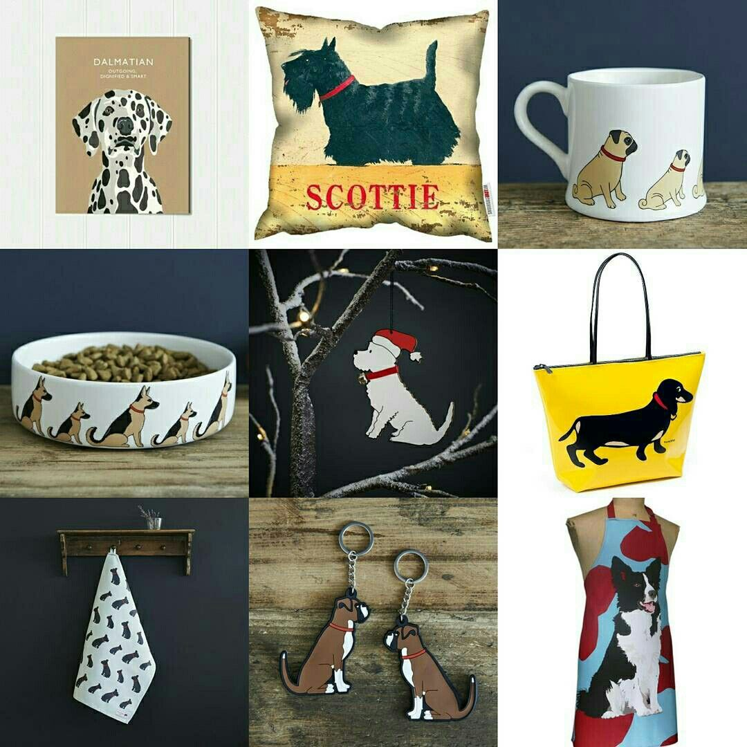 Dog gifts at www.twowoofs.co.uk (With images) Dog gifts