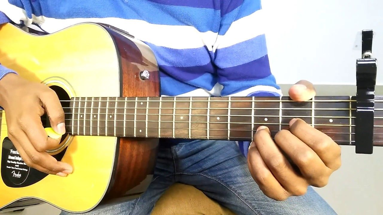 Zaalima Raees Easy Complete Guitar Cover Lessonchords Hello