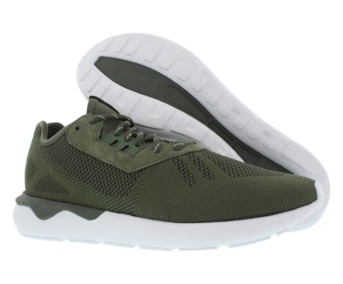 low priced 1ac6b c0234 ... italy adidas tubular runner mens shoes size 9.5 green 12506 a3c9d