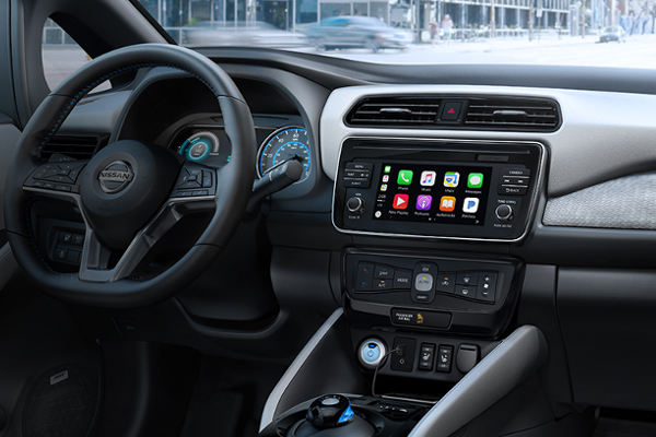2019 NISSAN Sentra gets Apple CarPlay and Android Auto