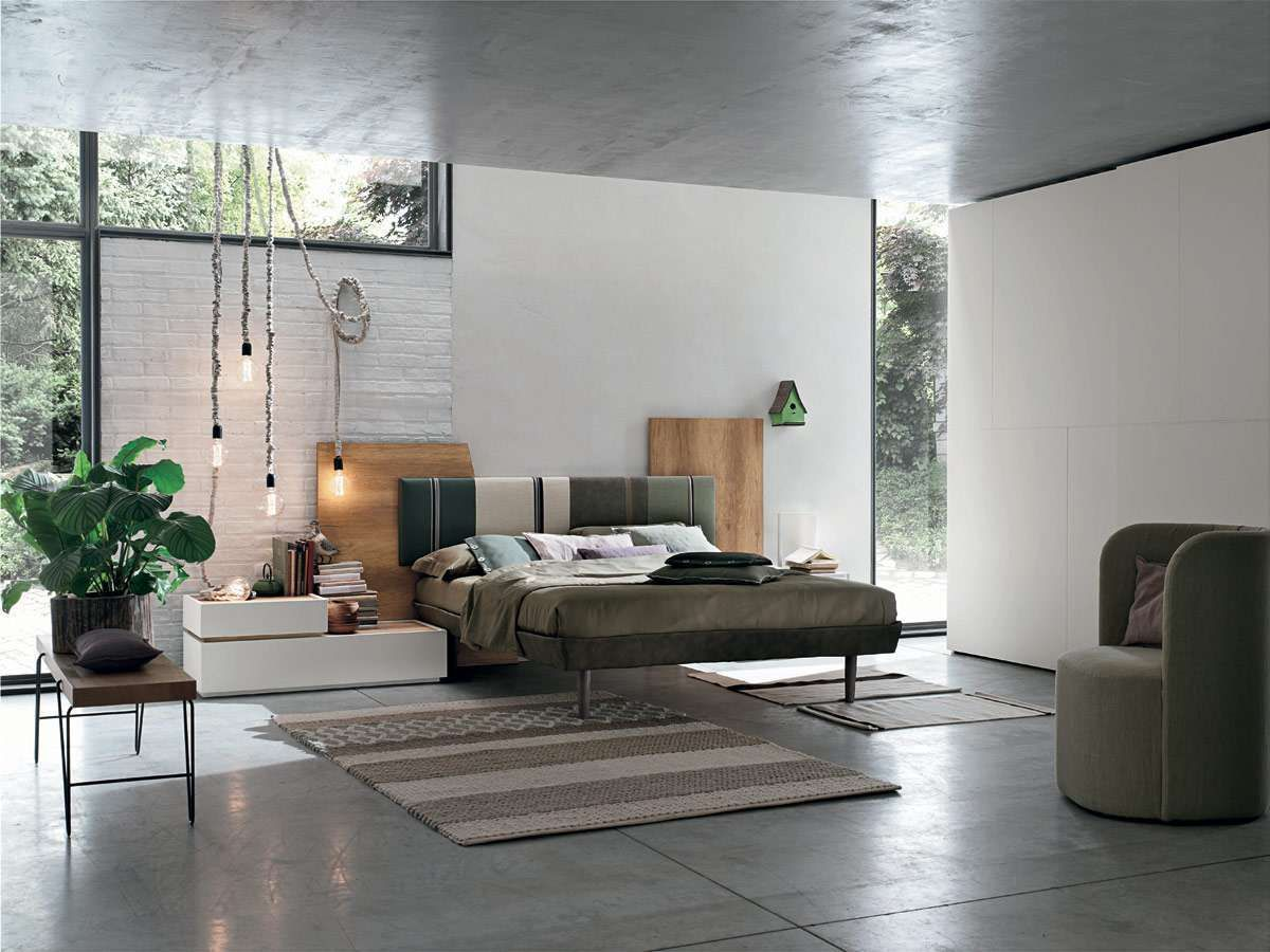 Tomaselli Mobili ~ Letto diagonal tomasella mobili g bedroom
