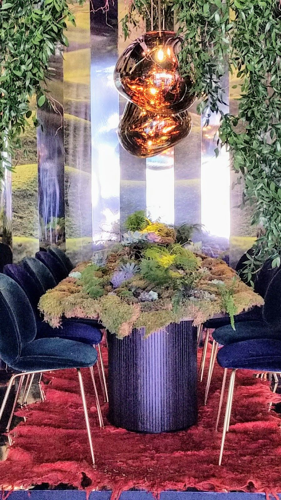 DIFFA : Dining By Design And Architectural Digest Design Show In NYC.  Elegant Home Decor