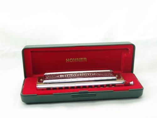 Hohner 532 Blues Harp Pro Pack MS-Series Harmonicas