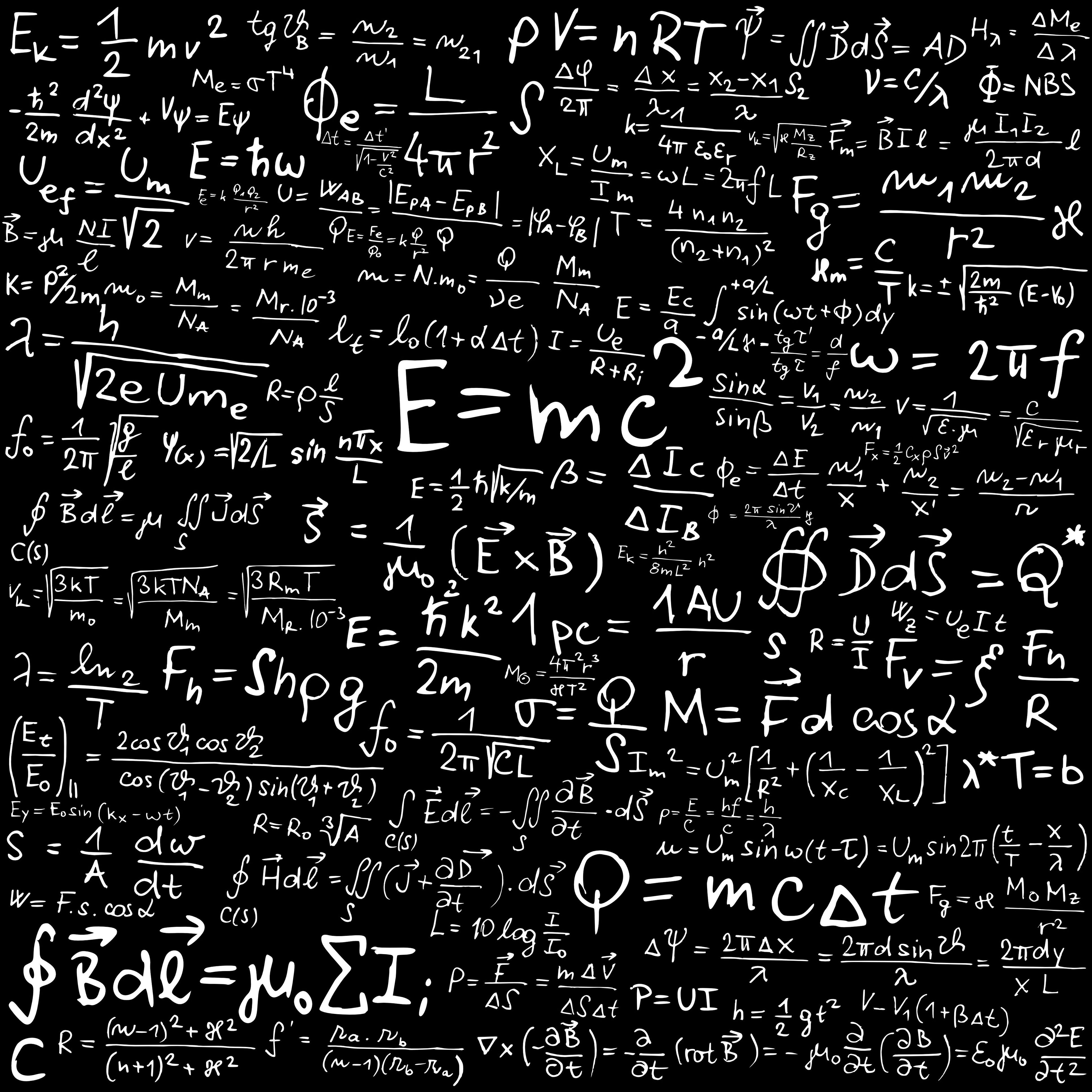 E Mc All I See Is Chicken Scratch Me Albert Green Circuit Board Modern Wall Clock By Robyriker