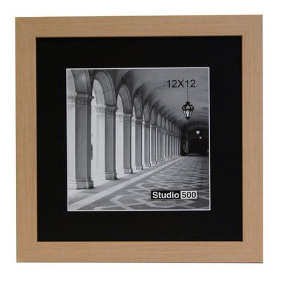 Studio 500 Modern Contemporary Picture Frame Contemporary Picture Frames Modern Holiday Decor Picture Frames