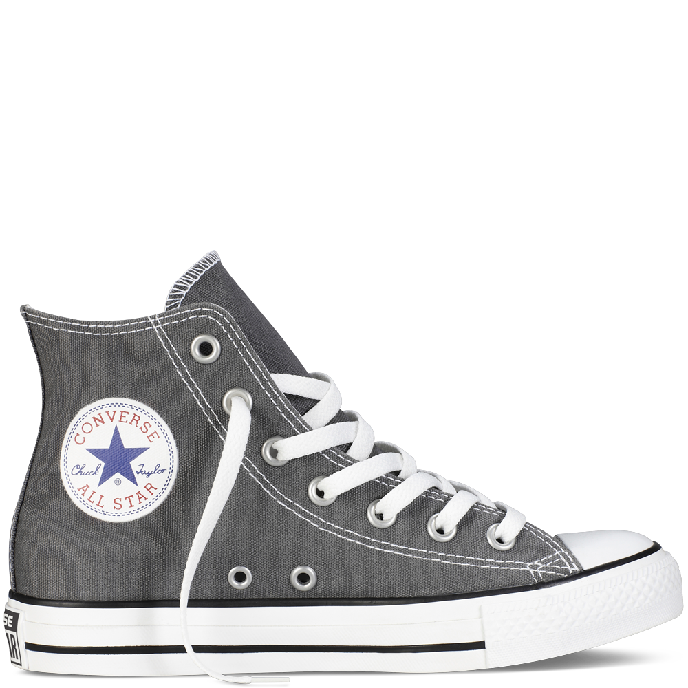 Mandrin De Chaussures En Dentelle Taylor All Star Converse Anthracite