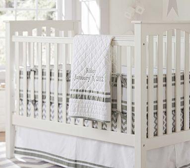 Kendall Convertible Crib Amp Lullaby Mattress Set Chocolate