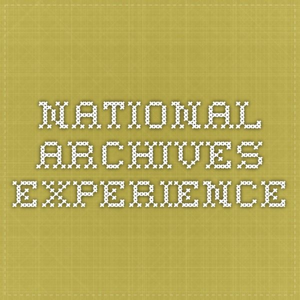 National Archives Experience