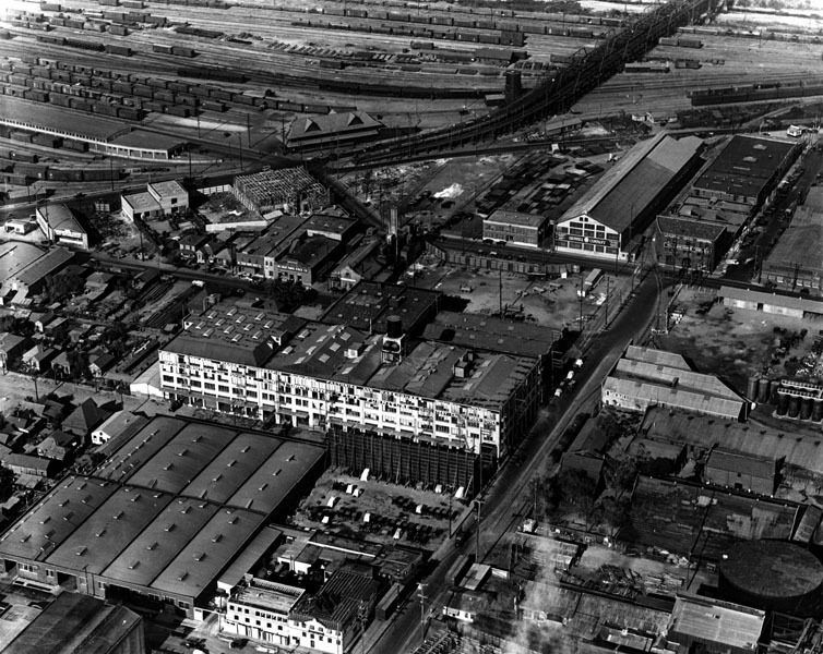 In Photos: 122 Years of Downtown Los Angeles's Ever-Changing Arts District