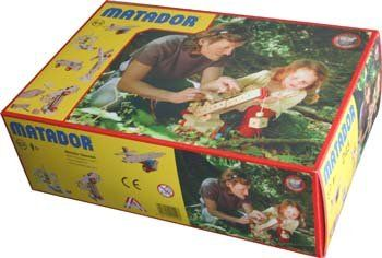 Sold in local toy store for about 140 chf   Matador AI 4 large wooden construction kit: Amazon.de: Toys