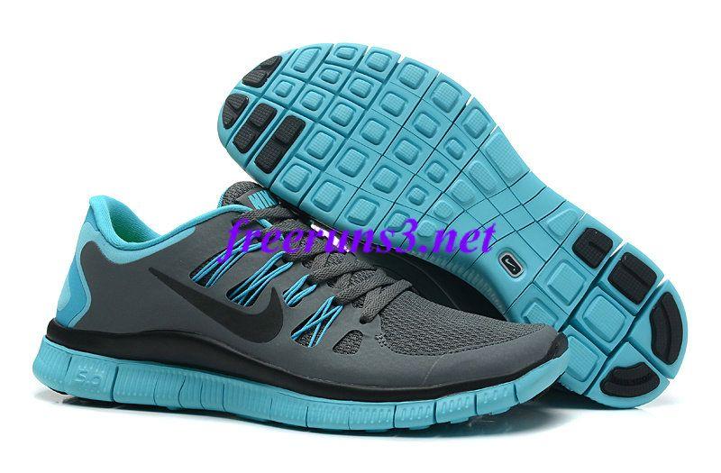 Femmes Nike Libre 5.0+ Chaussure De Course Gamma Bleu Violet