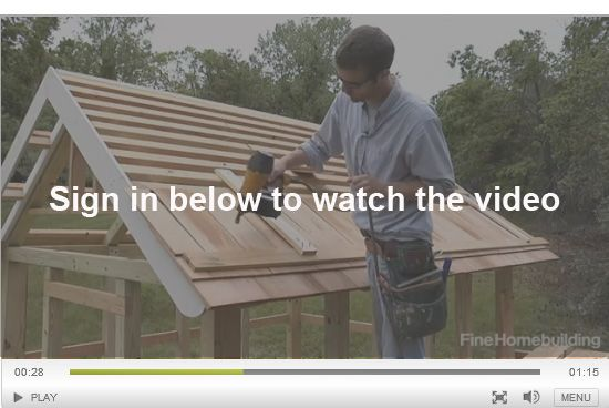 Best How To Install Cedar Shingle And Clear Polycarbonate 400 x 300