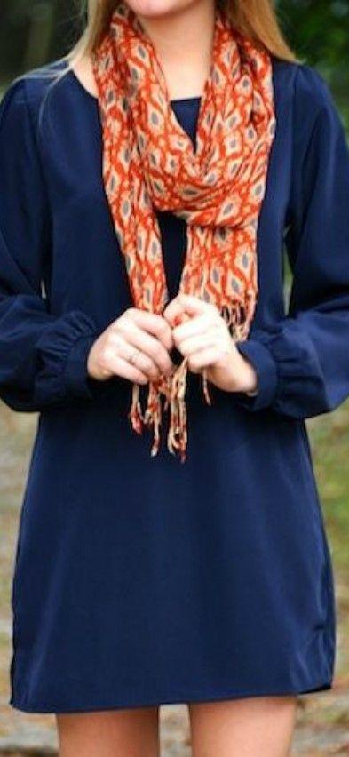 laranja + azul