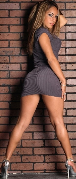 Hot Sexy Latina Ass