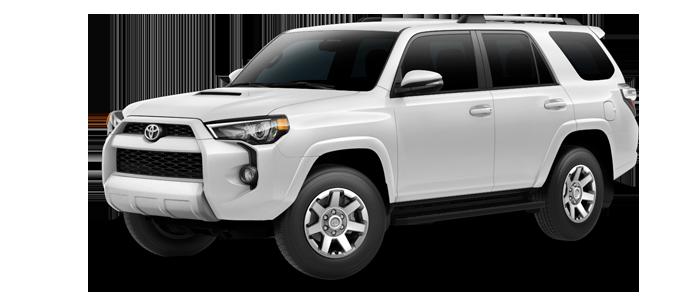 New Cars Trucks Suvs Toyota 4runner 4runner Toyota Dealership