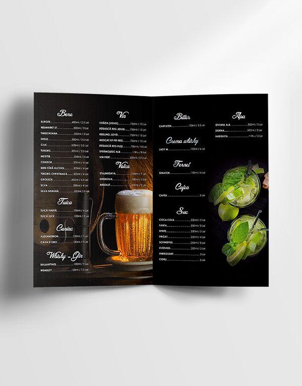 Free Drinks Menu Template Premium Templates Pinterest Menu - free drink menu template