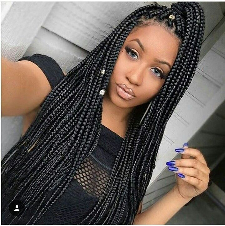 Pin by Misty Chaunti' on Braided Up | Braided hairstyles ...