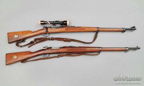 sniper supreme model 41b swedish mauser guns ammo military