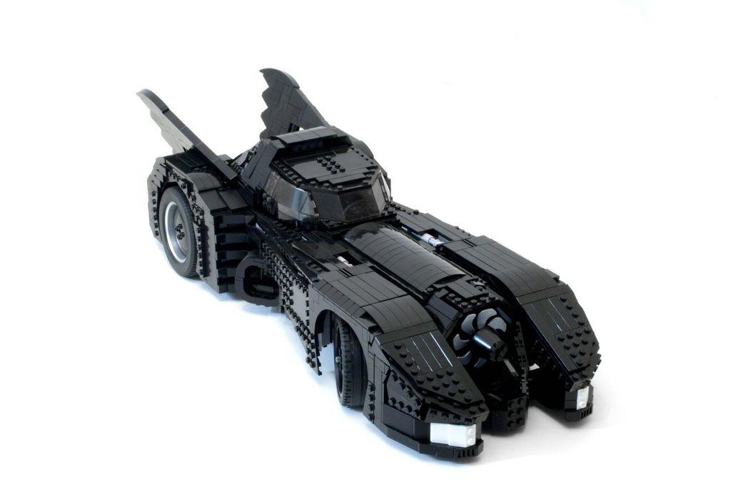 spesielt: Lego Batmobil