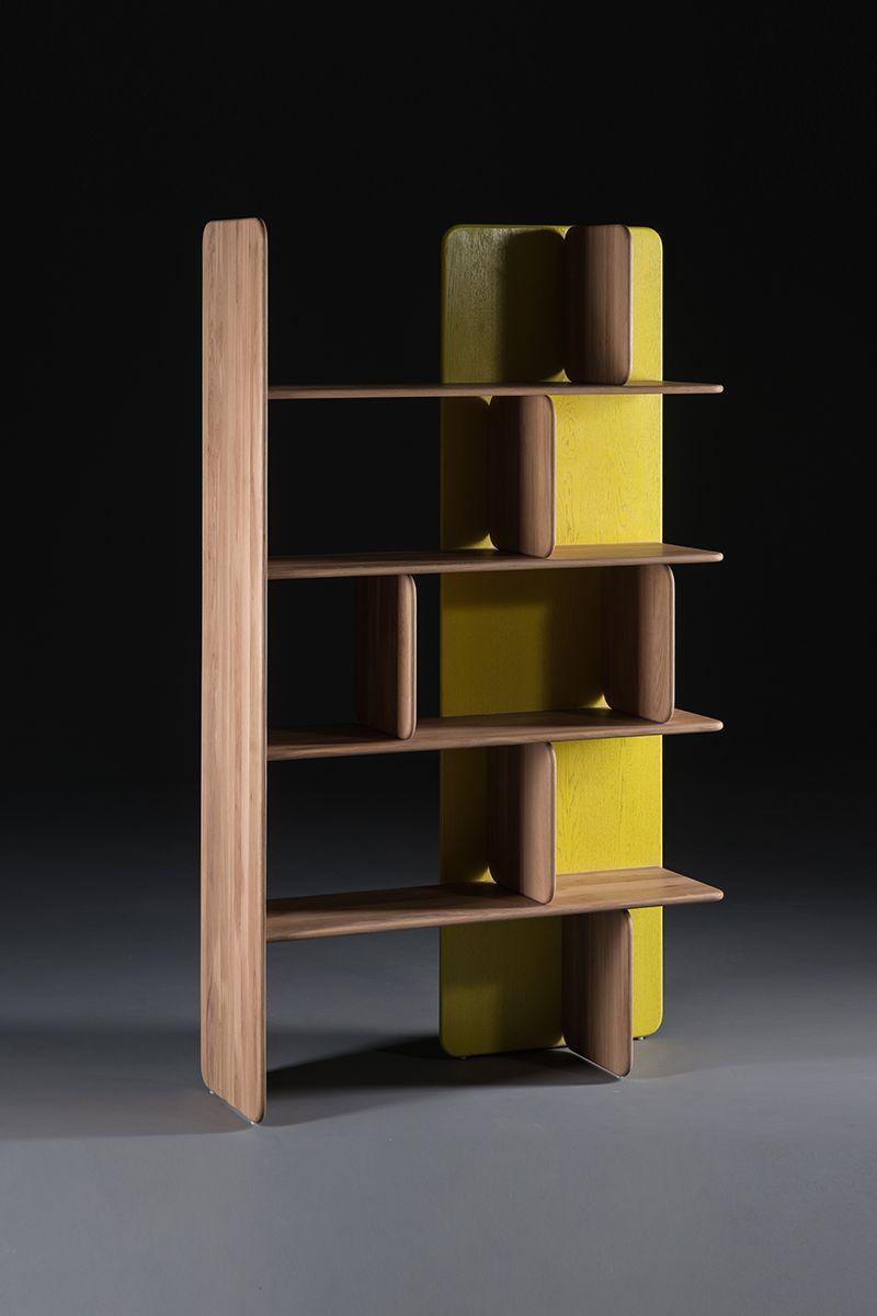 Soft Shelf La Gamme D Etageres De Regular Company Blog Esprit Design Mobilier En Bois Separateur De Piece Design