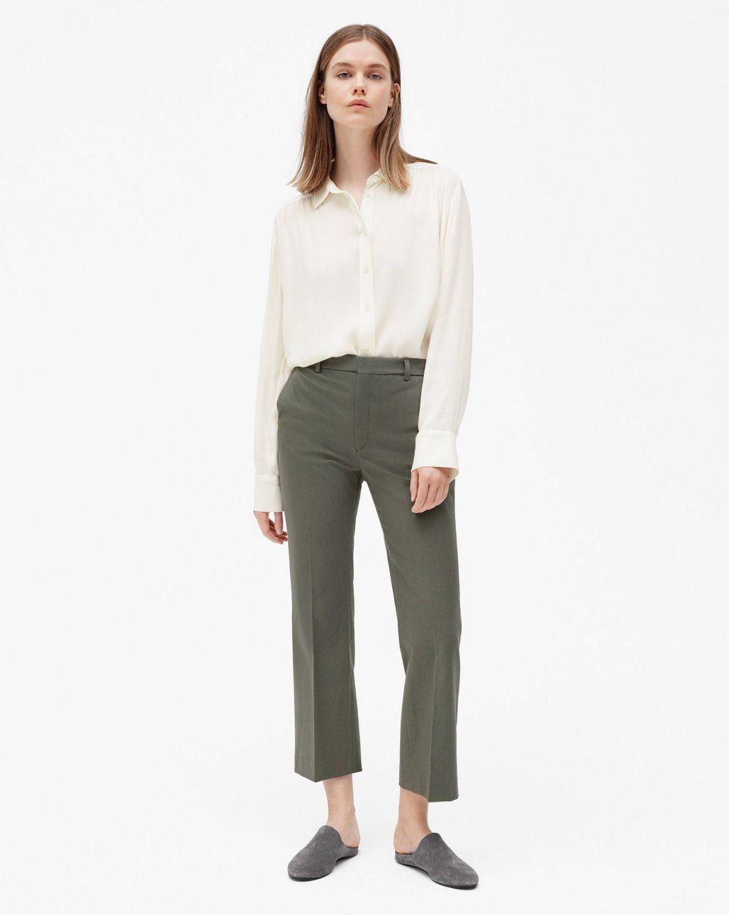filippa k structure blouse