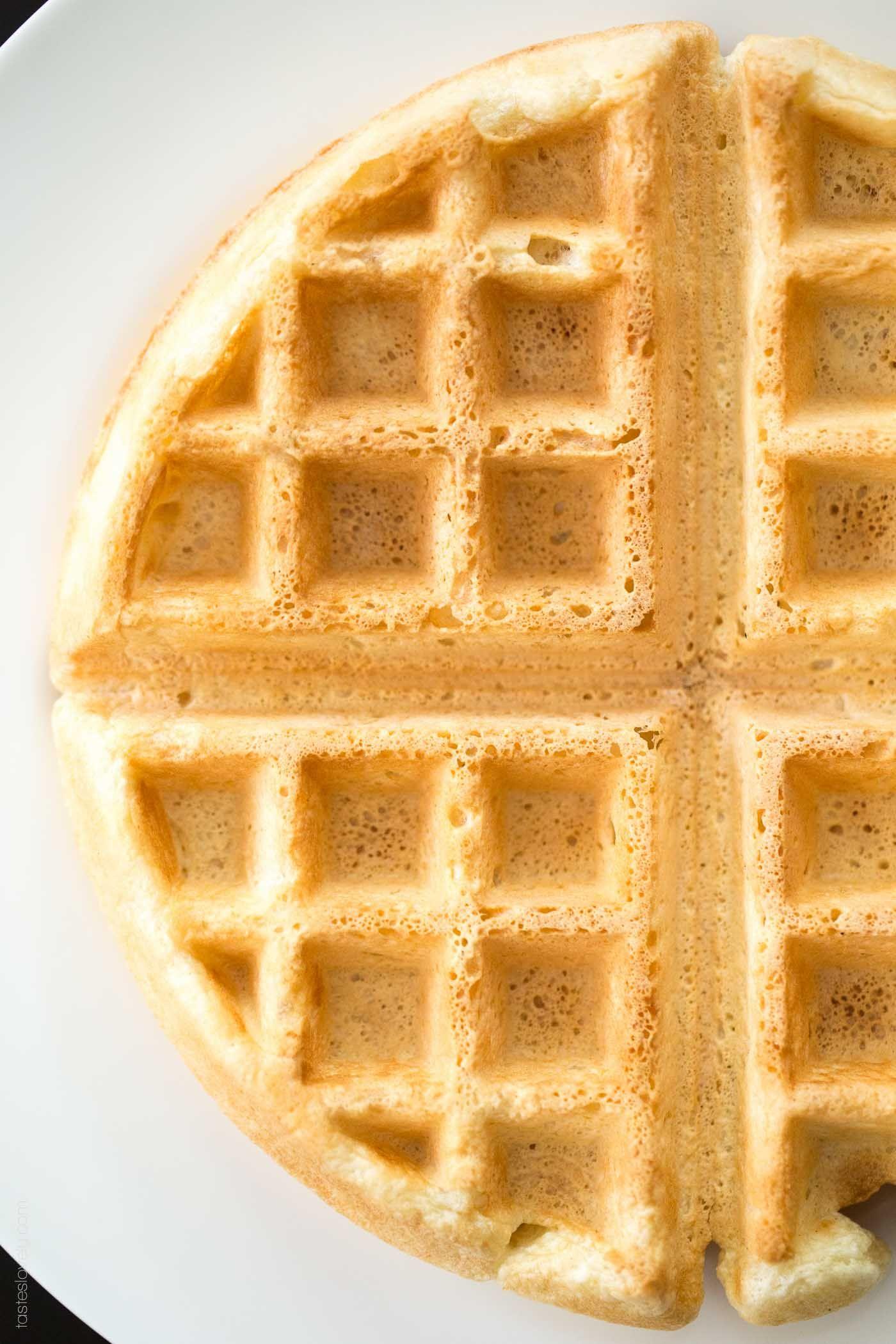 Healthier Dairy Free Belgian Waffles Dairy Free Waffles Dairy Free Belgian Waffle Recipe Waffle Recipes