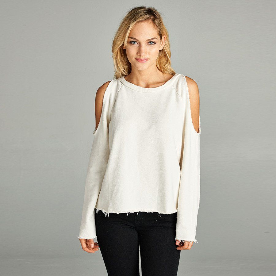 French Terry Top