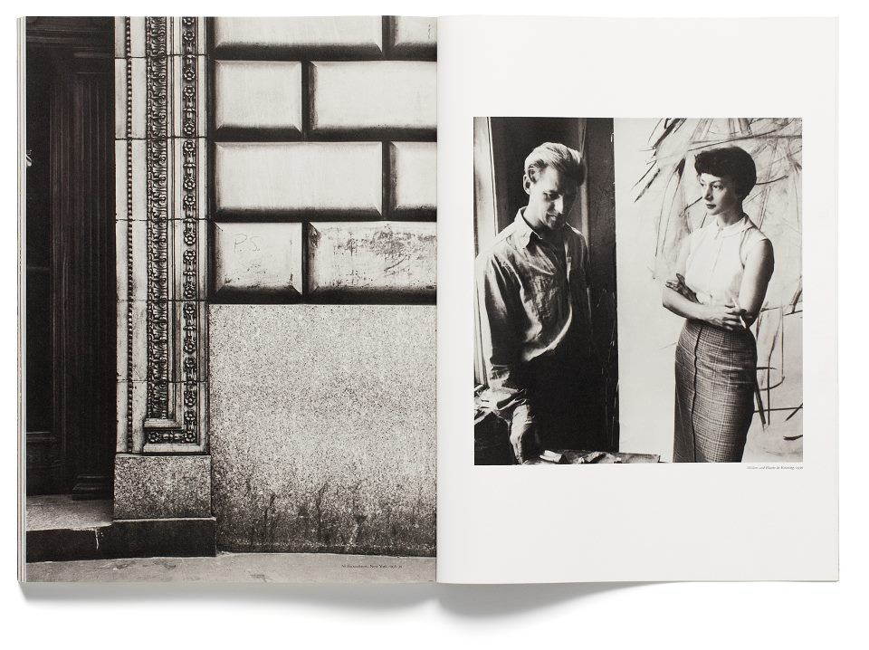 Brigitte Lacombe for Acne Paper