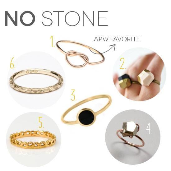Engagement Ring No Stone Photos 5 Non Diamond Engagement Rings Pink Diamond Wedding Rings Diamond Engagement Rings