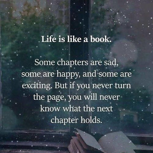 ❝ Life is like a book... ➕ More #quotes 〥 #sayings ➡ iQuotes