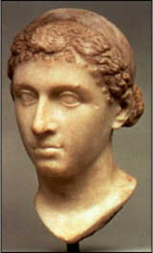 Cleopatra - What We Think the Famous 'Beauty' Looked Like ... - photo#32
